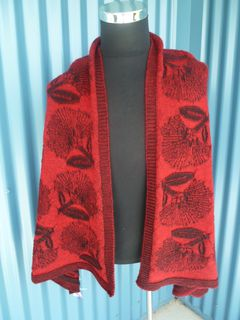100% Alpaca Shawl Made in New Zealand