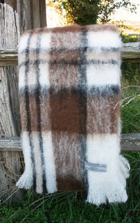 NZ made Alpaca Throws