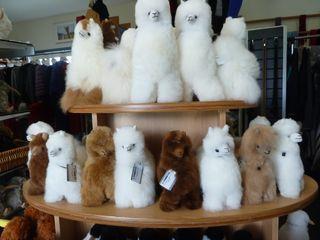 Real Alpaca Hide 20 cm Alpaca Toys