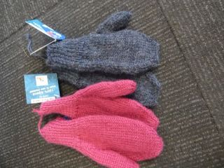 Handmade Child's mittens