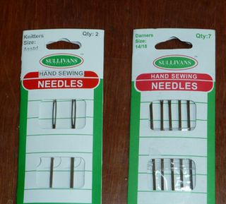 Needles Darners and Knitters