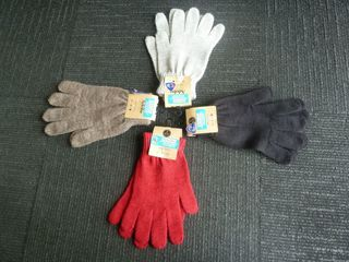 New Zealand Made 100% Alpaca Gloves