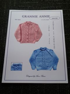 Jack & Jill Jumper and Cardi