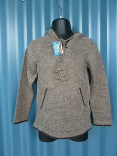 Childs Hooded Jumper