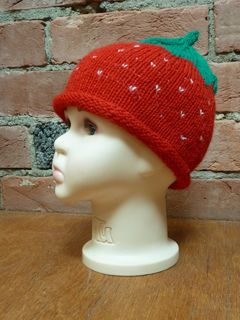Cute Strawberry Hats
