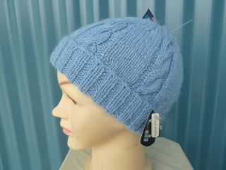 Handmade Cable Beanies