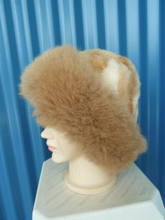 Alpaca Hide Hats
