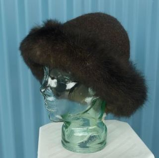 Hand Felted Alpaca & Possum hats