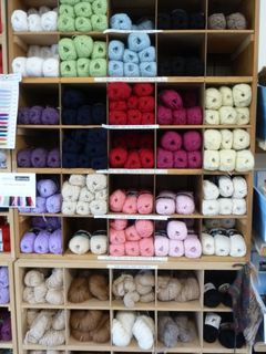 NZ Made Commercially Spun Yarns
