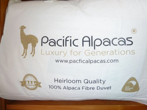 All Seasons Alpaca Duvet Double