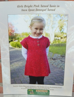 Child's DK Donegal Tweed Tunic