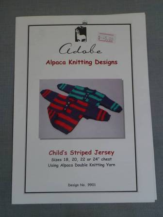 Child's Striped Jersey