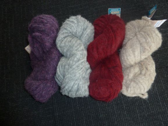 Brushed Chunky Yarn