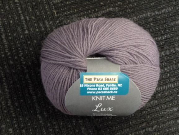 Knit Me Lux Peruvian 4 ply